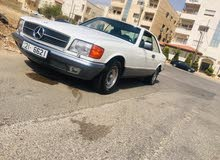 Mercedes Benz S 500 1984 For sale - White color