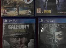 العاب PlayStation 4 للبيع