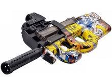 سلاح الوان paintball p90