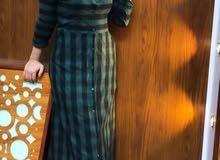 فستان نازك جدا قماش بهاري