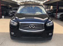 Automatic Black Infiniti 2014 for sale