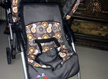 عربة لطفلين ماركة كيكو