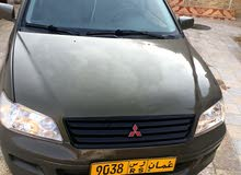 Mitsubishi Evolution car for sale 2001 in Muscat city