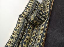 فرش عربي عدد 3 كامل استعمال اسبوع وتلاجه وغساله للبيع