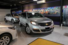Chevrolet - Traversels 2014