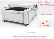 laser cutting machine 1300×2500 warranty