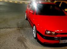 Used Volkswagen GTI for sale in Amman