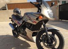 Used Kawasaki motorbike in Sahab