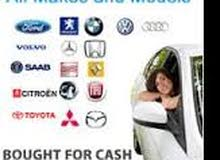 WE BUY CARS SINGLE OR BULK,WORKING NON WORKING ACCIDENT SCRAP DAMAGE JUNKS