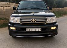 Black Toyota Land Cruiser 2006 for sale
