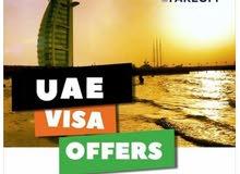 Dubai Tourist Visa/Visa Change 30 DAYS / 90 DAYS – Best Deal!!!!!!