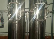 مصنع تعبية وتحليه المياه المعدنية خط متكامل من والي