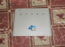 راوتر ال تي تي فور جي منزلي مستعمل للبيع