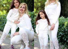 ملابس الأم والبنت