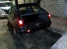 Blue Opel Kadett 1988 for sale