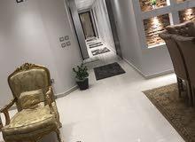 شقة لإيجار بالمهندسين مفروشة فرش جديد فاااااخر جدا