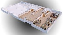 مطلوب شريك يستأجر المساحة المتبقية من المعرض ، موقع جدا ممتاز المعبيلة الجنوبية .