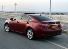 Lexus ES 2013 For sale - Red color