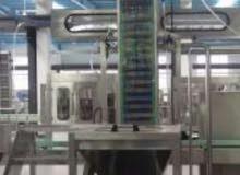 مصنع إنتاج ماء جديد