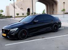 Black Mercedes Benz C 300 2015 for sale