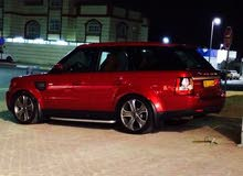 Range Rover Sport Supercharged 2012