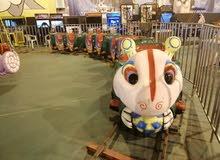 ألعاب اطفال للمنتزهات والملاهي