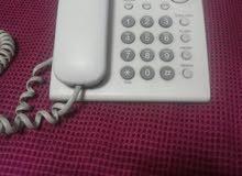 هاتف باناسونيك يخزن ارقام ويعاود الاتصال الالي kx TSC11