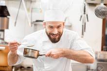 لدينا من المغرب طباخين جاهزين للعمل يتميزون بالخبرة محترفين ومتخصصين في الطبخ