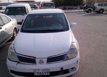 120,000 - 129,999 km Nissan Tiida 2009 for sale