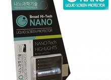 قطرة النانو حماية الشاشة ضد الكسر والخدش