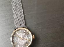 ساعة نسائية ستانستيل من جي بي دبليو