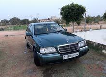 مرسيدس سي180 1997