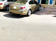 Honda Accord 2008 For sale - Gold color