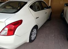 120,000 - 129,999 km Nissan Sunny 2012 for sale