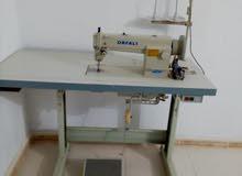 ماكينة خياطة درزة للبيع بسعري مغري