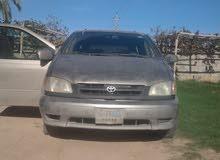 Toyota Siena car is available for sale, the car is in Used condition