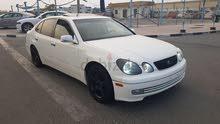 Lexus GS 2000 - Automatic