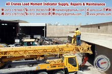 Truck Crane Supply, Repairs, Load Test & Maintenance in Bahrain
