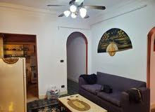 شقة مفروشة للايجار ش مراد الجيزة قريبة من جامعة القاهرة و القصر العيني