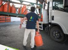 مطلوب سائقين لتوصيل طلبات اسطوانات الغاز/ يرجى تعبأة النموذج