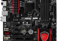 مذربرود (لوحه الام) من msi motherboard