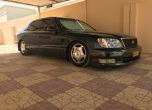 Gasoline Fuel/Power   Lexus LS 1998