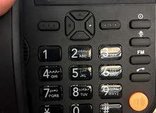 هاتف  ارضى جديد لم يتفعل حتى الان