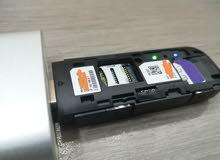راوتر هواوي  4G usb modem hotspot مفتوح لكل الشبكات بيوزع واي فاب