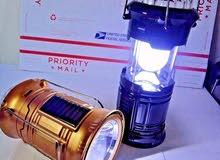 المصباح السحري25 ريال فقط 1x 3 للطوارئ والرحلات والحفلات يشحن كهرباء وطاقة شمسية