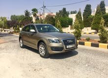 Gasoline Fuel/Power   Audi Q5 2011