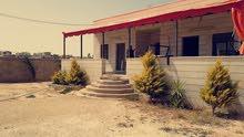 بيت مستقل  على طريق مأدبا الشرقي