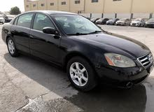 Nissan Altima GCC 2005 full aut V4 single owner very clean car good condition