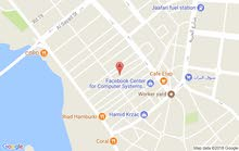 للبيع عماره ركن ثلاث طوابق كوت شارع المشروع الريسي