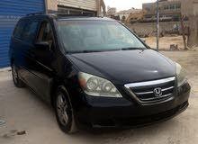 Available for sale! 10,000 - 19,999 km mileage Honda Odyssey 2006